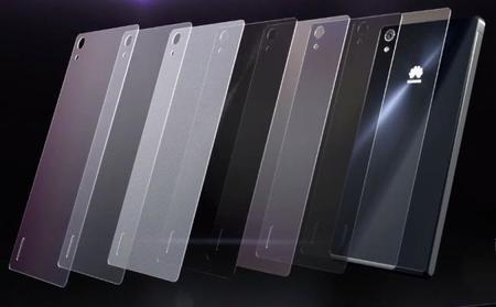 Cristal del Huawei P7