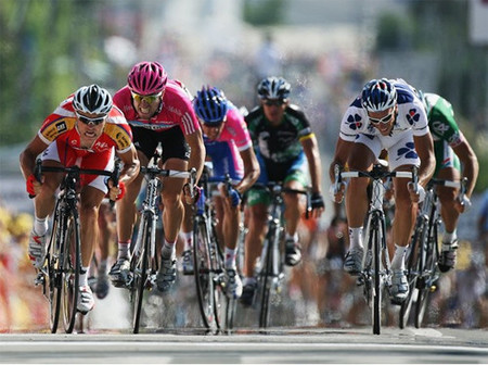 ¿Quieres correr el Tour de France 2009?