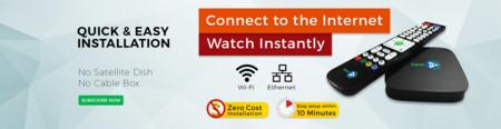 LycaTV, opciones de acceso