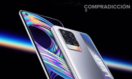 Casi a precio mínimo: Amazon te deja un smartphone de gama media con 5G como el Realme 8 5G por sólo 199 euros