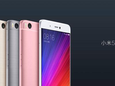 Smartphone Xiaomi Mi5s 64GB por 315,65 euros y envío gratis