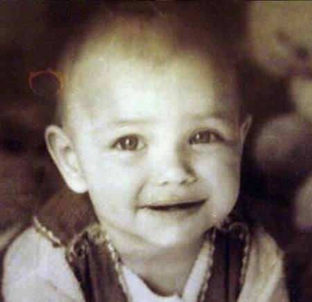 Adivina quién... luce sonrisa de bebé