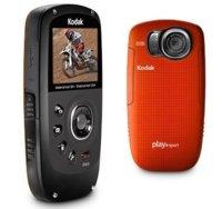 Nuevas videocámaras Kodak PlayFull y PlaySport Zx5