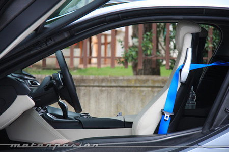 BMW i8 Presentacion 9