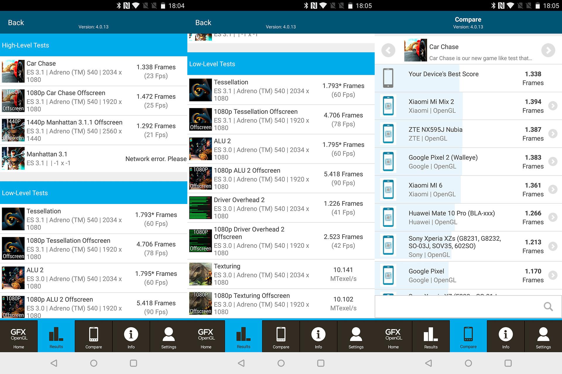 Foto de OnePlus 5T, benchmarks (5/8)