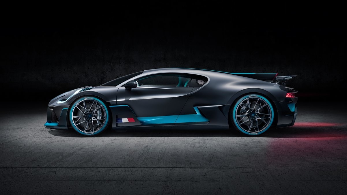 Foto de Bugatti Divo (5/8)