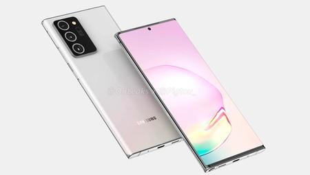 El Samsung Galaxy Note 20+ tendrá triple cámara con zoom máximo de 50x, según Ice Universe
