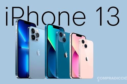 Llegan las primeras ofertas para los iPhone 13, 13 Mini y 13 Pro: tuimeilibre te los deja más baratos
