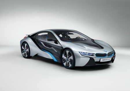 Los motores híbridos del BMW i8 se fabricarán en Inglaterra