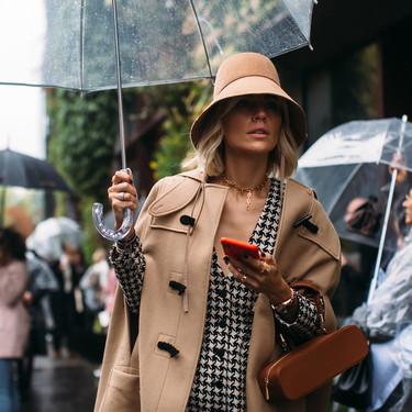 Planta cara al mal tiempo con el mejor de los accesorios: un sombrero que añada un toque cool al look final