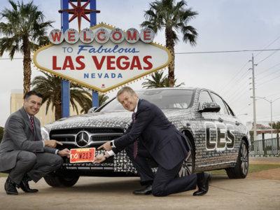 El Mercedes Clase E 2016 ofrecerá la conducción autónoma como opción