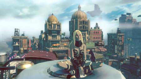 Las características de Gravity Rush 2 y el inmenso tamaño de su mapa en un par de vídeos [TGS 2016]