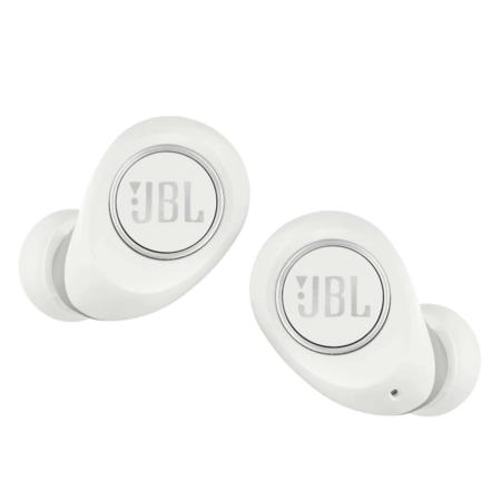 Auriculares Deportivos De Boton Jbl Free X Blanco Bluetooth