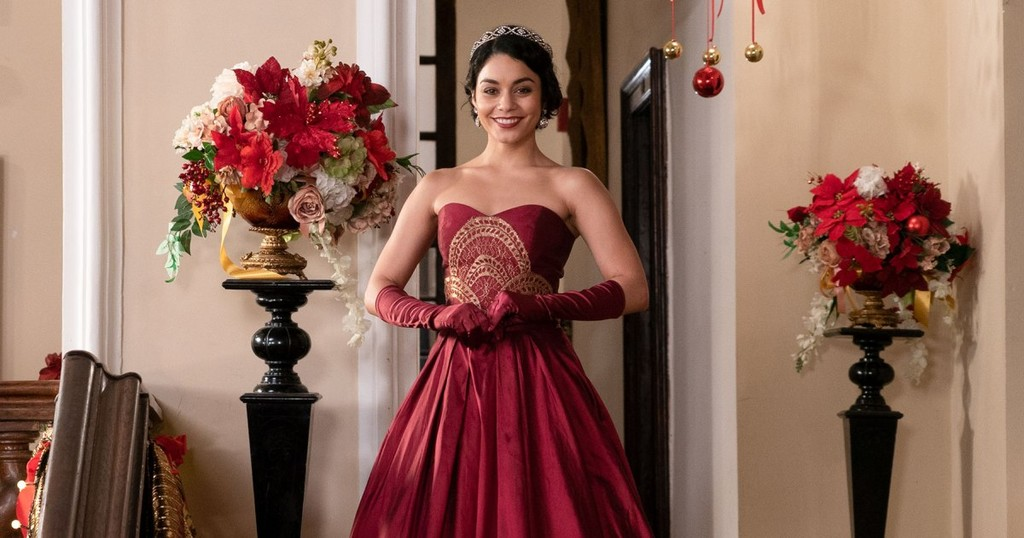 Trailer for 'princess': Vanessa Hudgens wants to be the queen of Christmas on Netflix