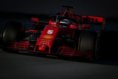 Vettel Barcelona F1 2020 2