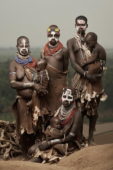 Karo From Ethiopia