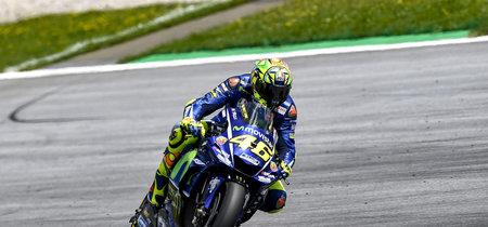 Valentino Rossi ya ha sido operado con éxito. Aún se desconocen los plazos de recuperación