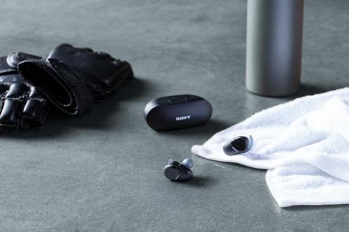 """Sony presenta los WF-SP800N, sus nuevos auriculares """"True Wireless"""" con cancelación de ruido y hasta 26 horas de autonomía"""