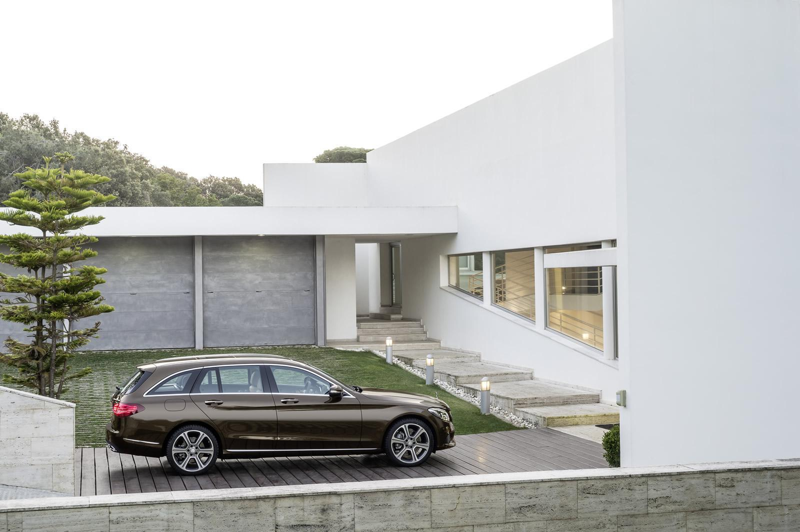 Foto de Mercedes-Benz Clase C Estate 2014 (15/36)