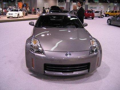 Pequeño restyle para el Nissan 350Z