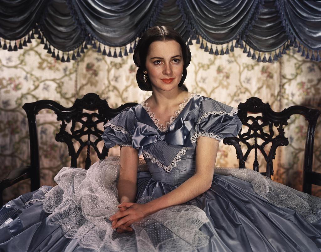 Muore Olivia de Havilland, l'attrice di 'vento' e due volte vincitore dell'Oscar, 104-anno
