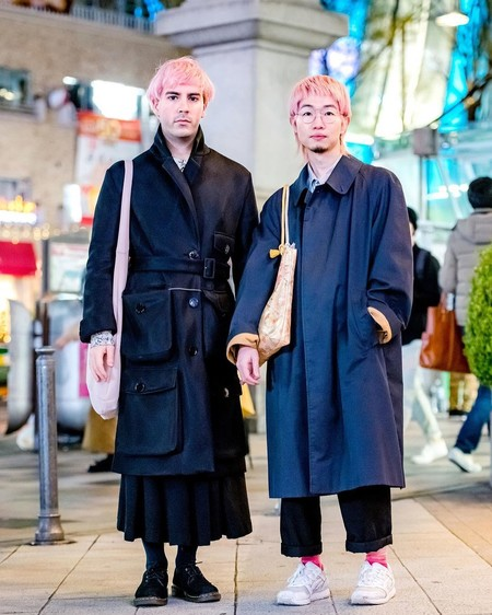 Best Street Style Snapshots Amazon Fashion Week Tokyo Fall Winter 2018 08