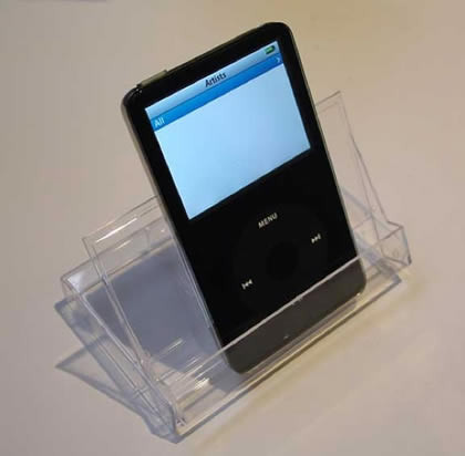 Base para el iPod muy económica
