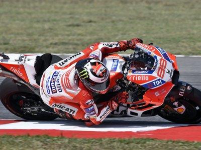 """Jorge Lorenzo buscará su primer triunfo con Ducati: """"Es importante ser fuertes desde el viernes"""""""