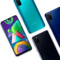 Amazon y PcComponentes tienen a precio mínimo el Samsung Galaxy M21: por 179 euros puede ser el regalo perfecto para el Día del Padre