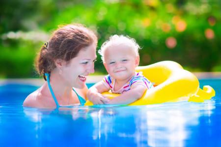 La mejor medida de seguridad en playas y piscinas: no les quites los ojos de encima