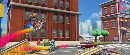 Joe Danger ya está listo para correr en PS Vita