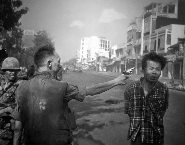 Saigon execution de Edward T. Adams