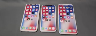 Un nuevo vídeo muestra y compara en tamaño real los iPhone que saldrán a la venta este año
