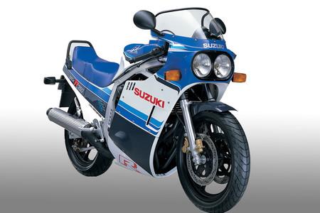 Suzuki Gsx R 750 6