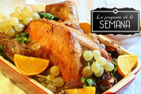 ¿Apostáis por recetas tradicionales o preferís innovar en los menús navideños? La pregunta de la semana
