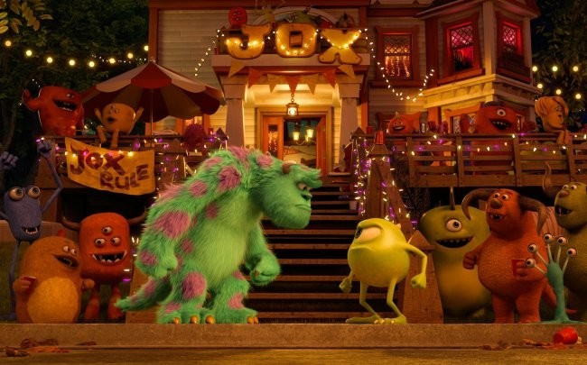 Sulley y Mike descubrirán su amistad tras un comienzo difícil