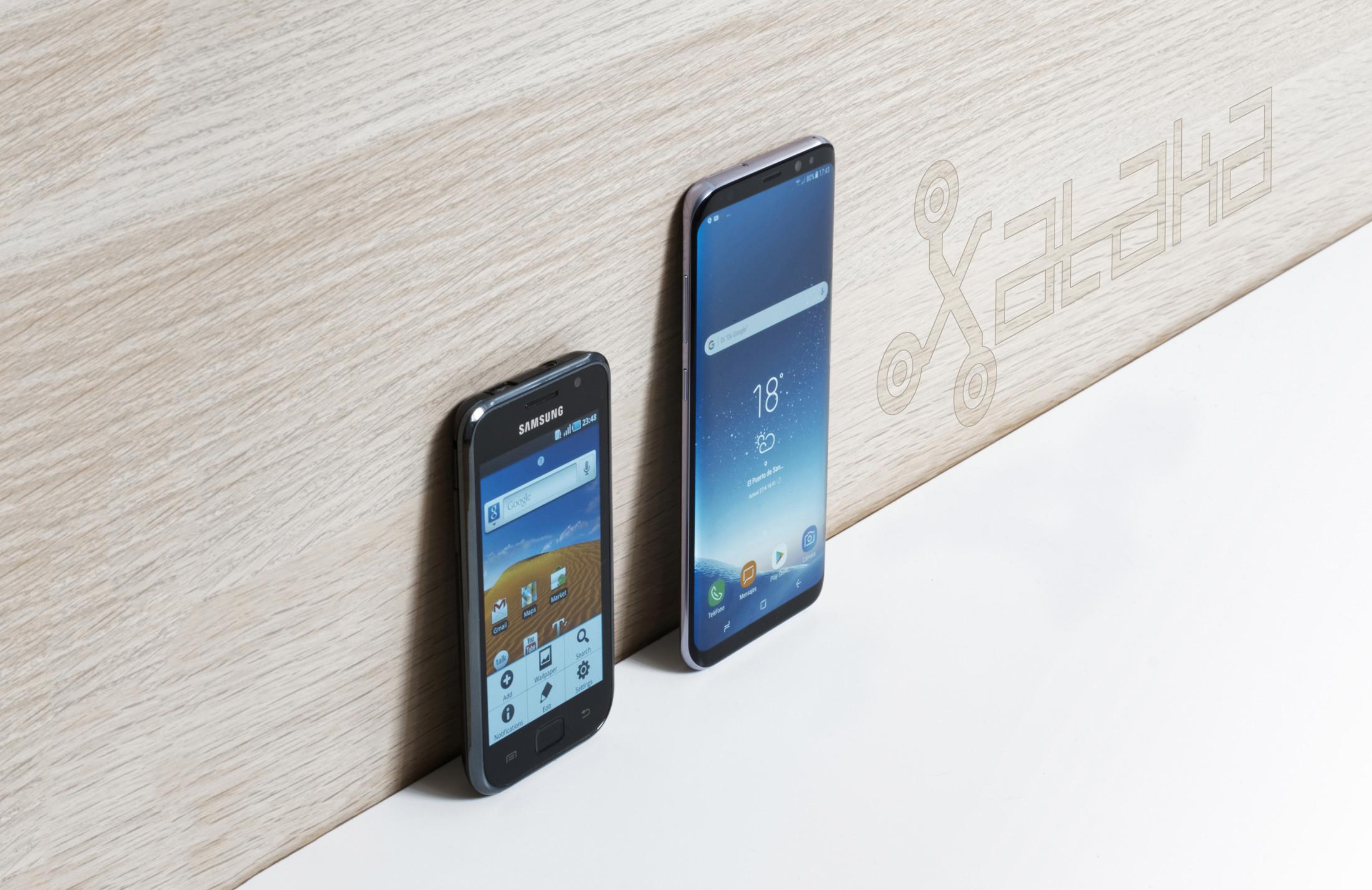 Foto de Samsung Galaxy S8+ (1/15)