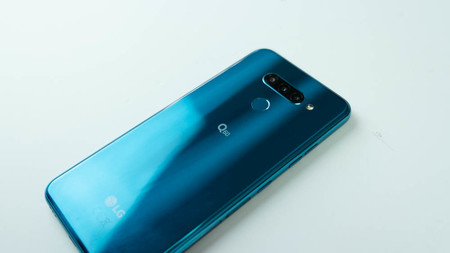 Análisis del LG Q60