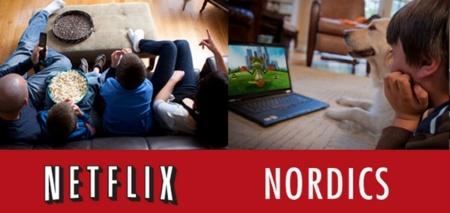El desembarco masivo de Netflix en Europa comenzará por los países nórdicos