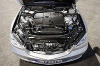 Mercedes Clase S 250 CDI: el primero con motor de cuatro cilindros