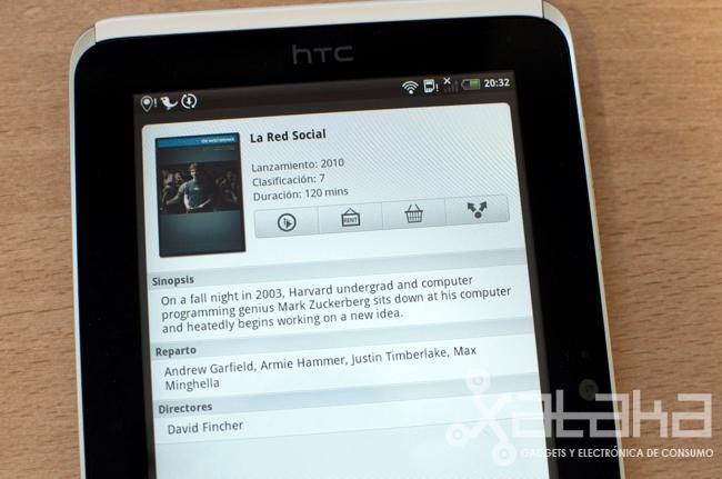 Foto de HTC Flyer análisis (4/9)