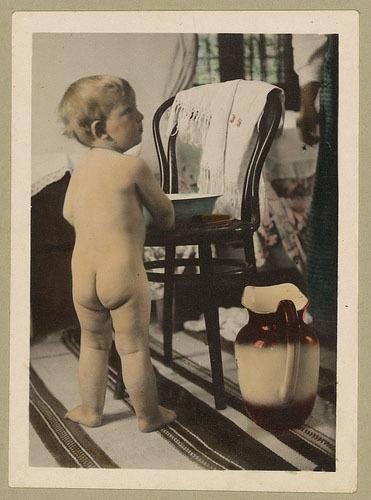 Foto de Fotos viejas de bebés (1/9)