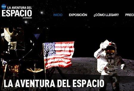 """Exposición en Madrid: """"NASA: la aventura del espacio"""""""