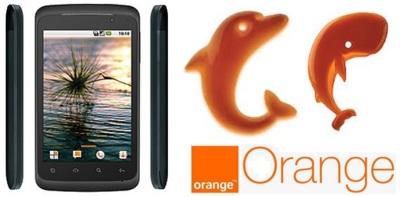 Orange Denver, otro Android por 99 euros sin contratos ni permanencia