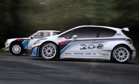 ¿Peugeot piensa en volver a Pikes Peak?