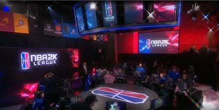 La NBA 2K League se hunde hasta los 2000 espectadores en su última jornada