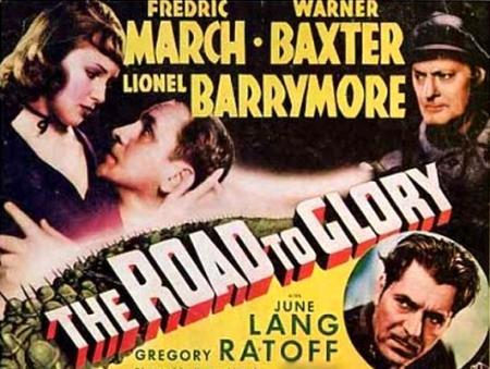 Añorando estrenos: 'Camino a la gloria' de Howard Hawks