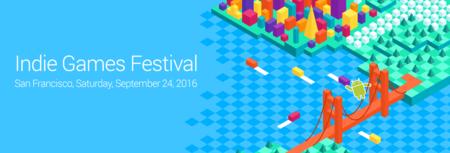 Google Play anuncia su festival de videojuegos independientes para el 24 de septiembre