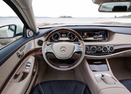 Mercedes Benz S Class 2014 1024 7b