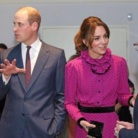 Kate Middleton tiene el vestido de lunares más naïf perfecto para ser una invitada de mañana ideal
